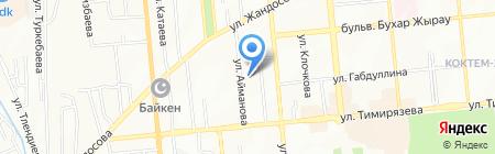 Специальный (коррекционный) ясли-сад №137 для детей с нарушениями слуха на карте Алматы