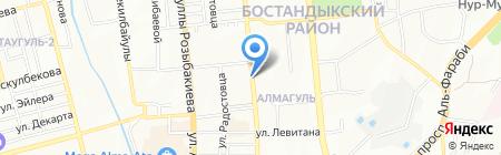 Rig-auto на карте Алматы