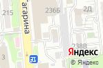 Схема проезда до компании Атамекен ТрансСервис, ТОО в Алматы