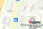 Схема проезда до компании Эльмина в Алматы