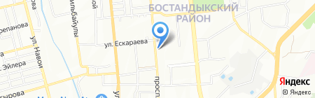 VOGUE на карте Алматы