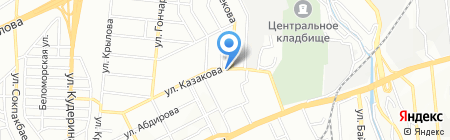 Profi KZ на карте Алматы