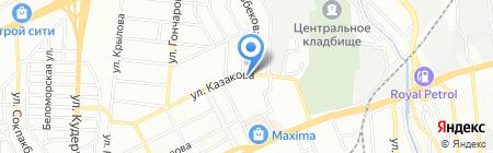 МебельСервисЦентр на карте Алматы