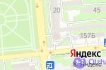 Схема проезда до компании Прима Дистрибьюшн, ТОО в Алматы