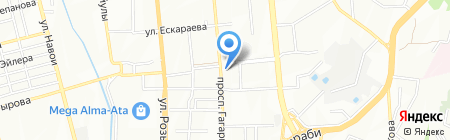 Hidjab на карте Алматы