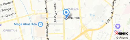 Garment на карте Алматы