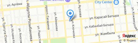 GENERAL VIDEO SYSTEMS на карте Алматы