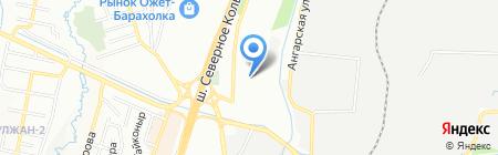 Бухсервис Group на карте Алматы