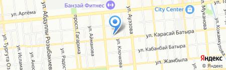 Тифлис на карте Алматы