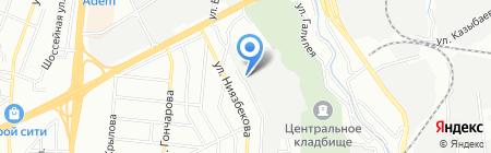 Petrotall на карте Алматы