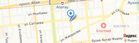 Assistance L.L.C. на карте Алматы
