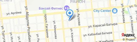 Nice-Dent на карте Алматы