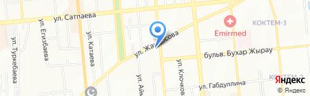 ТМИ-Фарм на карте Алматы