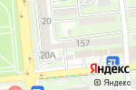 Схема проезда до компании АТБ Казахстан в Алматы