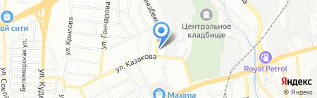 Magic Photo Land на карте Алматы