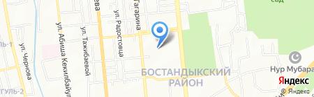 Gewin Consulting на карте Алматы