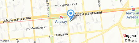 Elif на карте Алматы