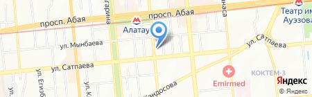 L-auto на карте Алматы