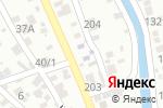 Схема проезда до компании Kinder Land в Алматы