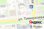 Схема проезда до компании Ар-Абат в Алматы