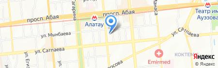 PSP DIGITAL PHOTO+ на карте Алматы