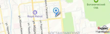 Open Light на карте Алматы