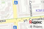Схема проезда до компании Добряк в Алматы