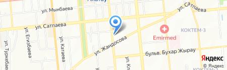 Ассорти Ломбард на карте Алматы