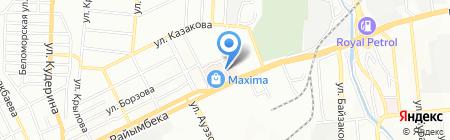 Maxima Best Company на карте Алматы