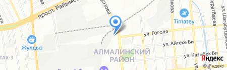 RAK CERAMICS на карте Алматы