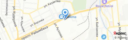 RamBioScience на карте Алматы