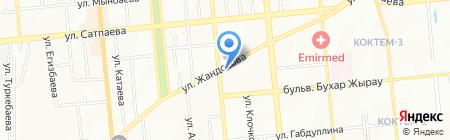 ARCHICO на карте Алматы