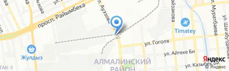 Курылыс Полимер ТОО на карте Алматы