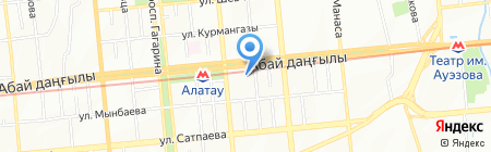 It-helper на карте Алматы
