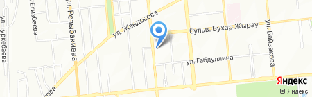 Diva на карте Алматы