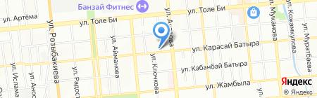 Независимый Экспертно-Оценочный Центр ТОО на карте Алматы