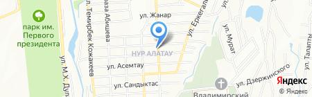 IZTURGAN PRO PHOTO на карте Алатау