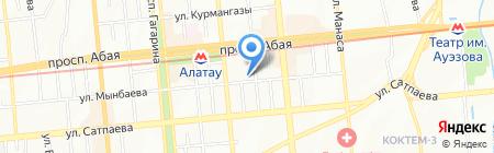 DECO INTERIOR на карте Алматы