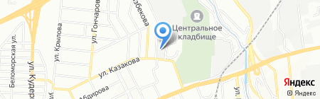 ЭЛЕКТРОНПОСТ.KZ на карте Алматы