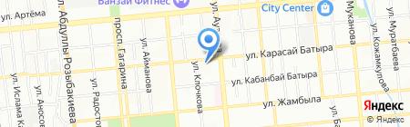 Технолюкс Комплект Трейд на карте Алматы