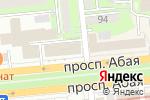 Схема проезда до компании АСЫНТА, ТОО в Алматы
