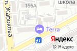 Схема проезда до компании Чин-Кар в Алматы