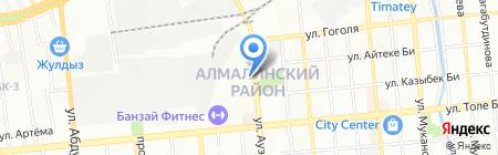 Far mebel на карте Алматы