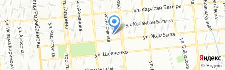 Семья Baby на карте Алматы