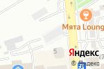 Схема проезда до компании SOS Medical Assistance в Алматы