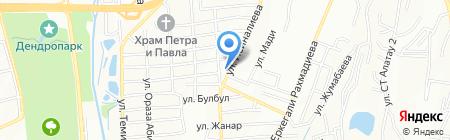 Аптека на карте Алатау