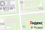 Схема проезда до компании Интерфарма-Медика, ТОО в Алматы