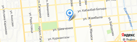 Intellect на карте Алматы