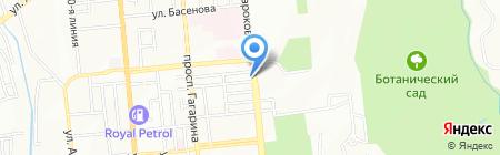 Help на карте Алматы