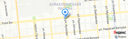 Планета Электроники на карте Алматы